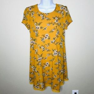 Aryeh Floral Print Dress | S